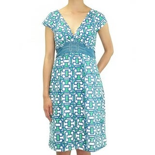 Relished Women's Contemporary Building Blocks Dress