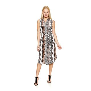 Equipment Tegan Sleeveless Shirt Dress