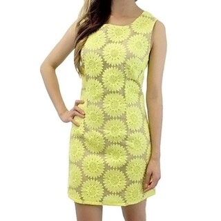 Relished Women's Blu Pepper Singing Sunflowers Dress 16793571