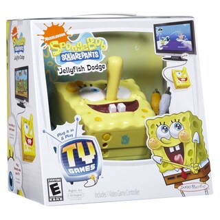 Spongebob Plug-N-Play TV Video Game