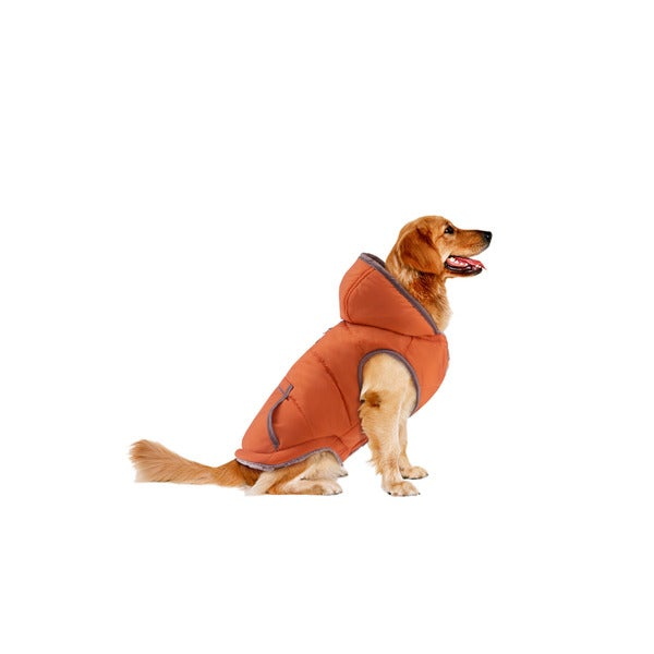 Track & Tail Buddy Hooded Pocket Pet Jacket