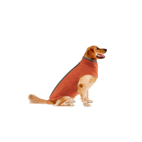 Track & Tail Scout Reflective Fleece Pet Coat