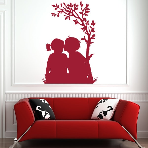 First Love Wall Decal