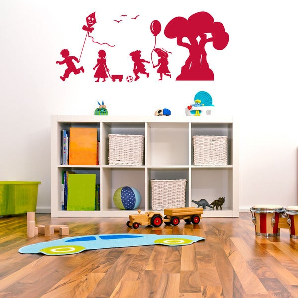 Kindergarten Wall Decal