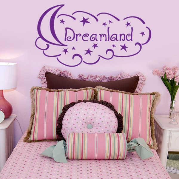 Dreamland Wall Decal