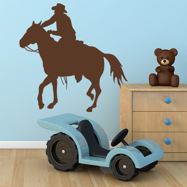 Horseman Wall Decal