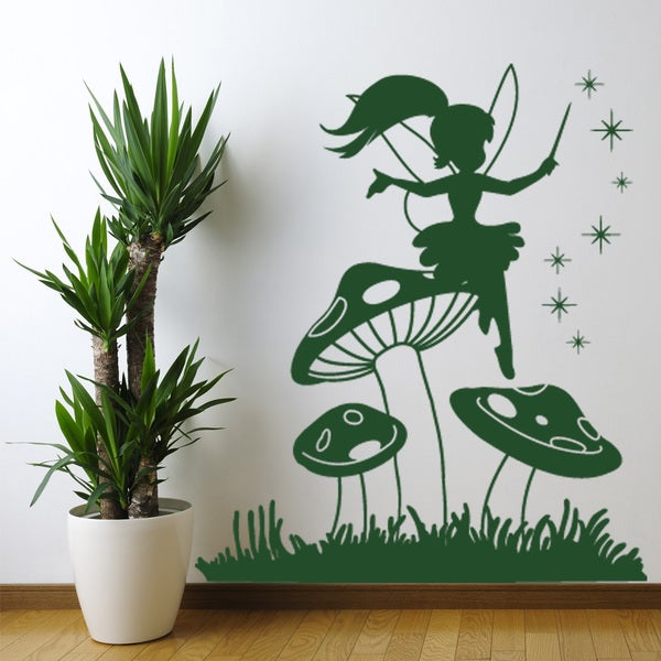Emily Elf Wall Decal