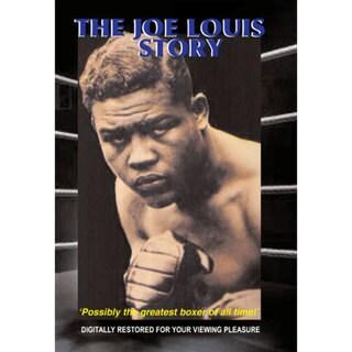 Joe Lewis Story DVD 1953 heavyweight boxing world champion brown bomber 16797917
