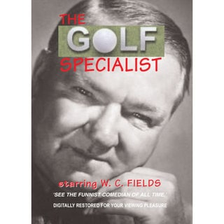 1930 Gold Specialist shorts DVD W.C. Fields with sound! 16797921