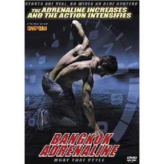 Bangkok Adrenalin movie DVD muay thai action 2013 16798025