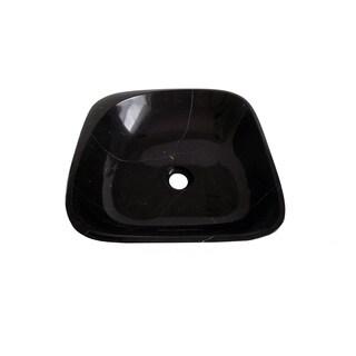 Nature Stone Black Marquine Sink Bowl