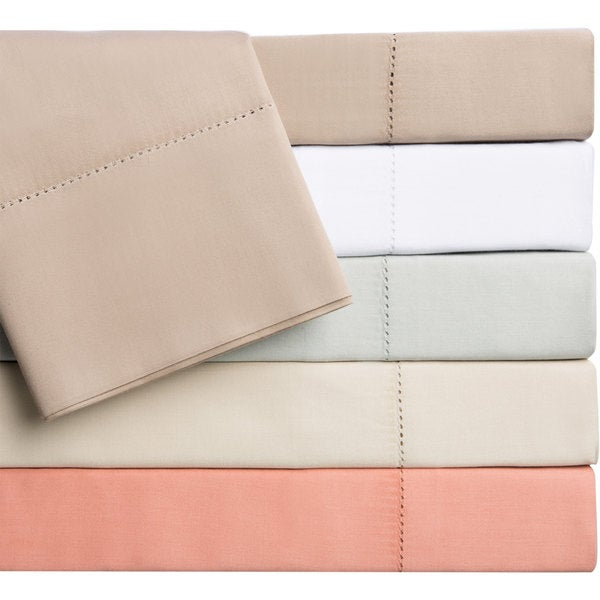 Holloway 400 Thread Count 100-percent Organic Cotton 6-piece Sheet Set