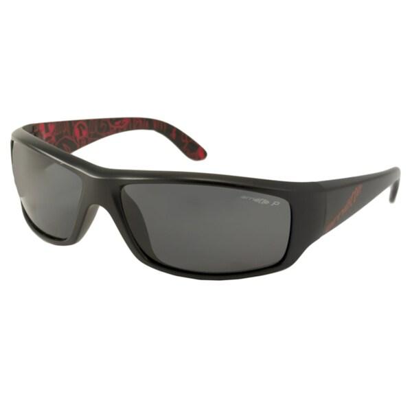Arnette AN4154 Sawbuck Men's Polarized/ Wrap Sunglasses