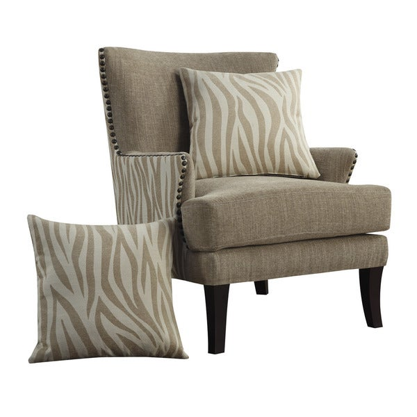 Out Of Africa Accent Chair
