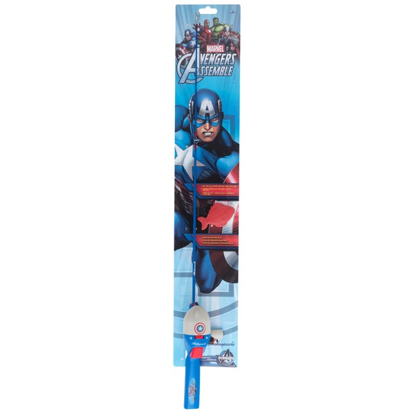 Shakespeare Marvel Captain America Kit