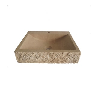Galala Natural Marble Sink Bowl