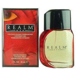 Erox Realm Men's 1-ounce Eau de Cologne Spray