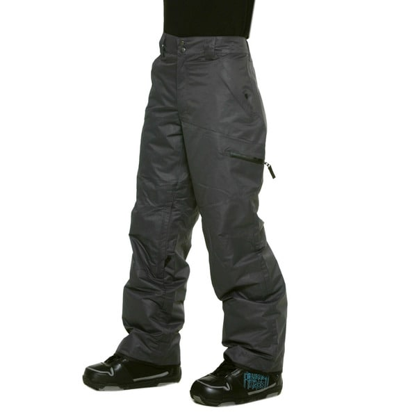 Pulse Men's Charcoal Thor Tech Insulated Pants