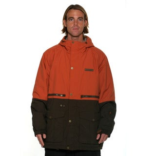 Billabong Men's Rust Grind 10k Snowboard Jacket