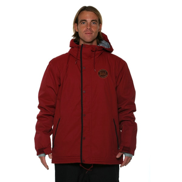 Billabong Men's Bordeaux Phil 8k snowboard Jacket