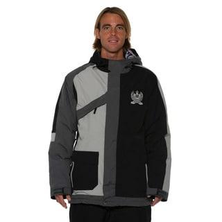 Billabong Men's Black Sorient 10k Scotty Lago signature series snowboard Jacket