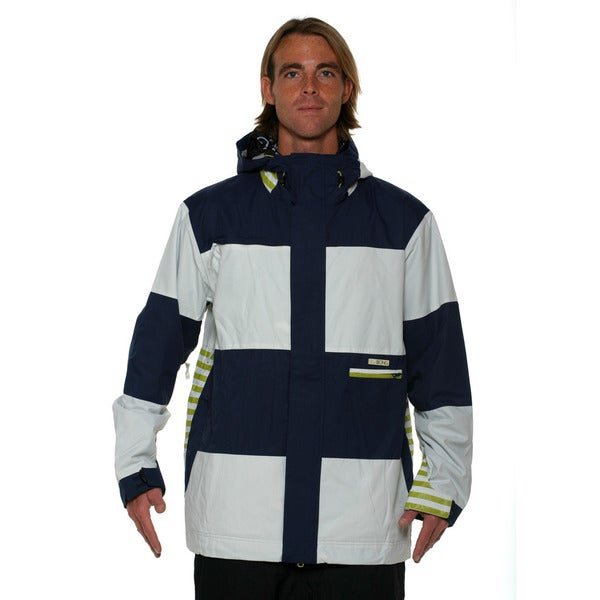 Billabong Men's Navy Altyr 8k Snowboard Jacket