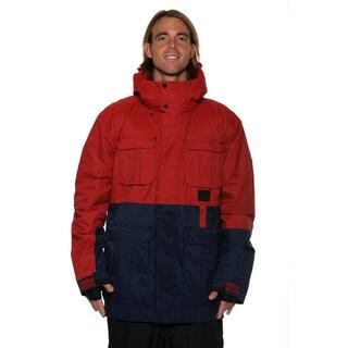 Billabong Men's Rust Sorient 10k Snowboard Jacket
