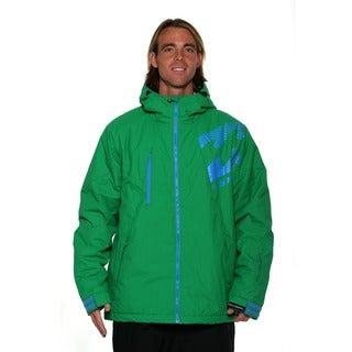 Billabong Men's Golf Green Banks 10k Snowboard Jacket