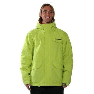 Billabong Men's Lime Bonz Snowboard Jacket