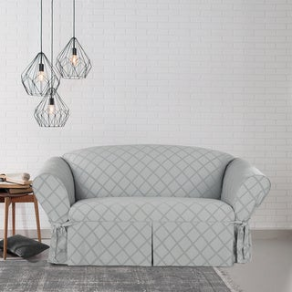 Sure Fit Durham One Piece Loveseat Slipcover