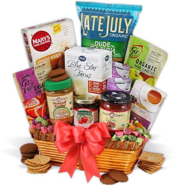 Organic Gift Basket Classic