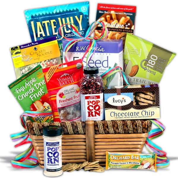 Gluten Free Gift Basket Classic