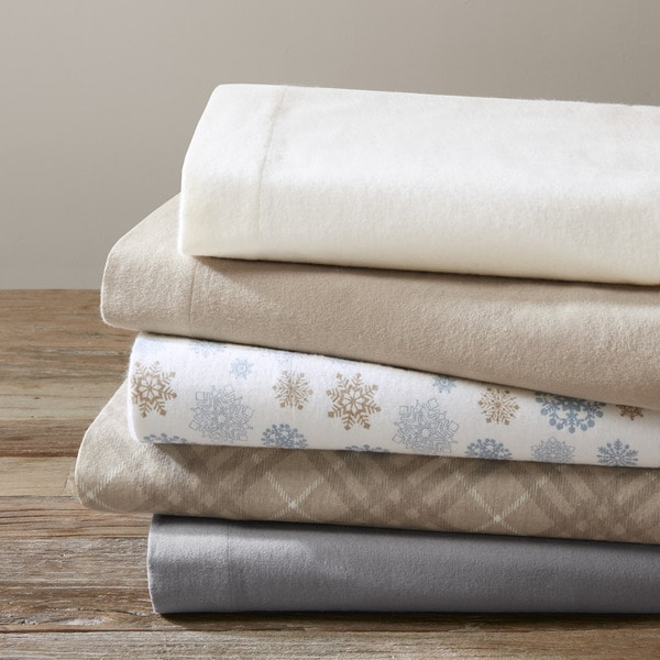 True North by Sleep Philosophy Cotton Flannel Sheet Set