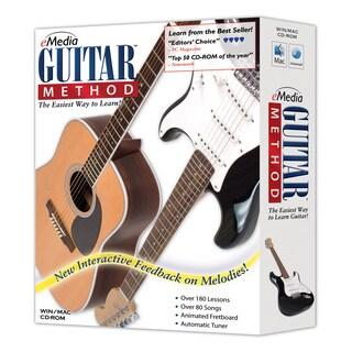 eMedia Guitar Method and EarMaster Bundle with Bonus PitchBoy Tuner