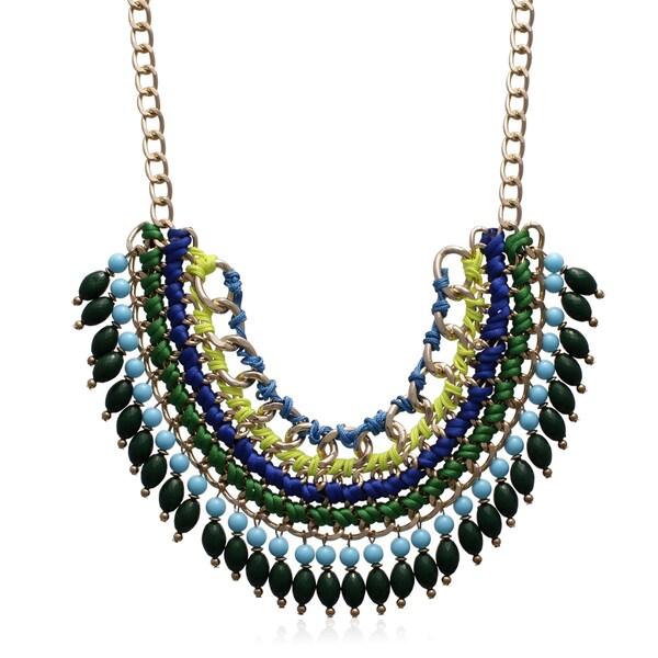 Passiana Fresh Chain Statement Necklace