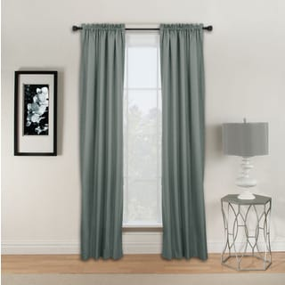 Miller Curtains Winston 84-Inch Rod Pocket Panel