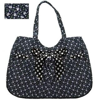 ALFA Floral Ultra Lightweight Tote Bag