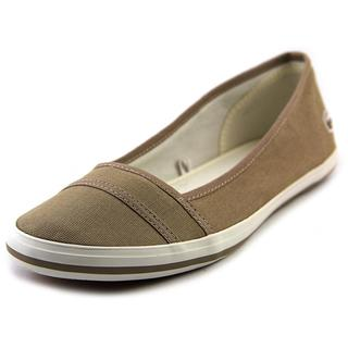 Lacoste Women's 'Marthe Paris 3 SRW' Basic Textile Casual Shoes