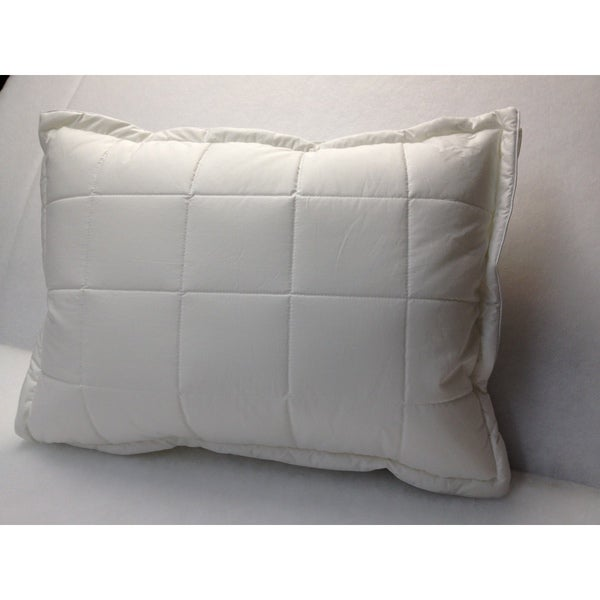 Swiss Comforts Quilted Down Alternative with Downproof Cover Pillow 233 TC