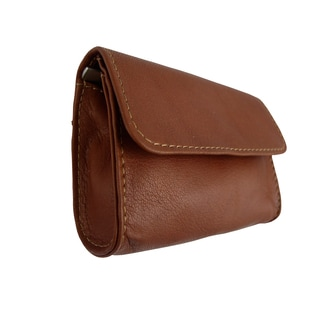 Piel Leather Coin/ Credit Card Purse