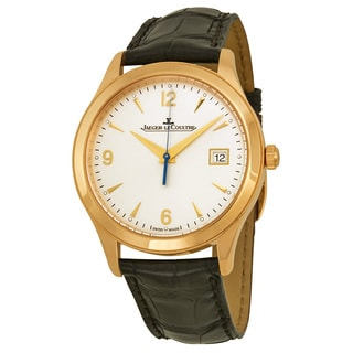 Jaeger-LeCoultre Men's Q1542520 Master Silver Watch