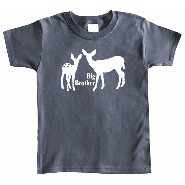 Rocket Bug Big Brother Deer T-shirt