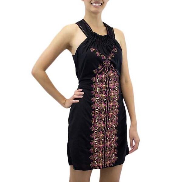 Women's Contemporary Desert Blossoms Dress