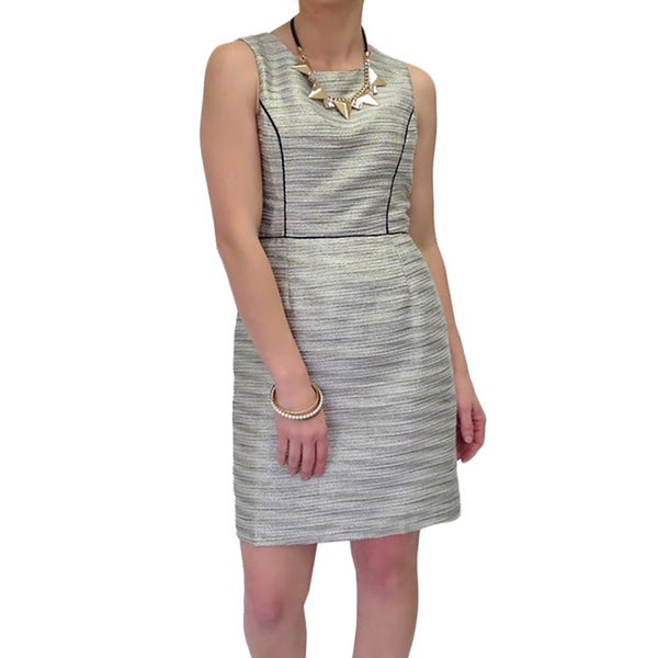 Women's Contemporary Cut to the Chase Dress
