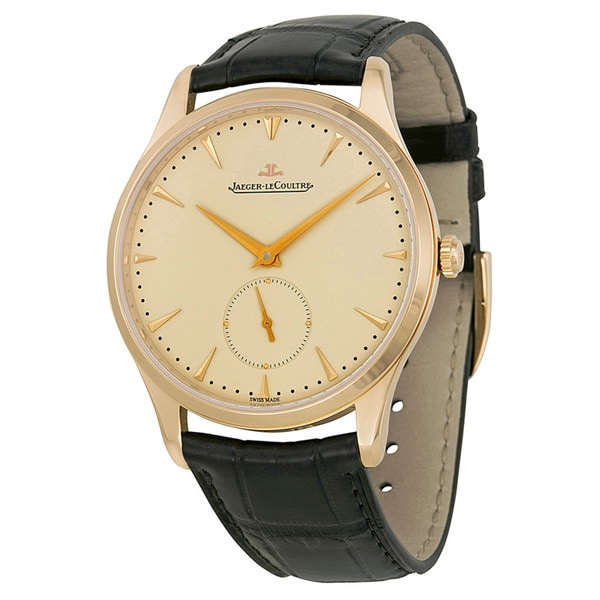 Jaeger-LeCoultre Men's Q1352520 Master Beige Watch