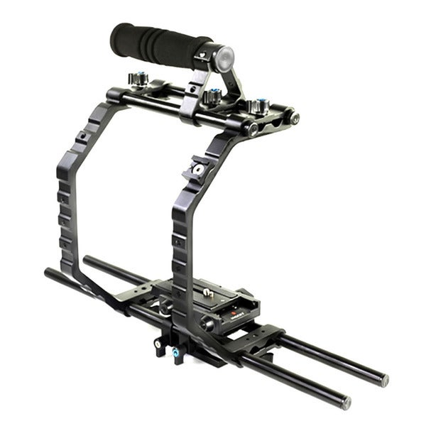Proaim 9-Inch Cage With Top Handle And Tripod Mounting Plate 9CTH-TMP 16805384