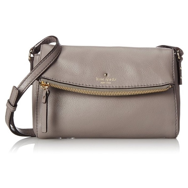 Kate Spade Cobble Hill Mini Carson - Hare Grey