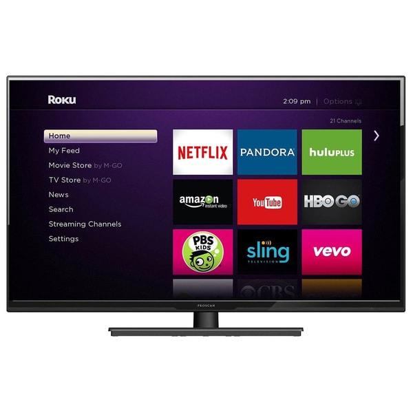 Proscan 32-inch Class Widescreen LED TV (Refurbished)