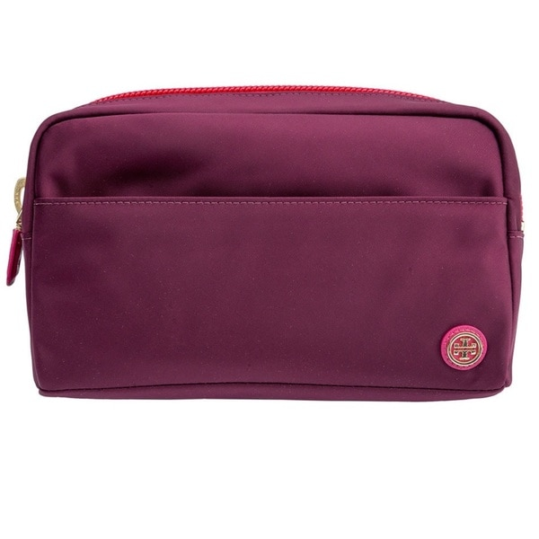 Tory Burch Travel Nylon Beauty Bag