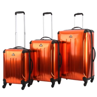 Triforce Apex 100 Collection 3-piece Hardside Spinner Luggage Set